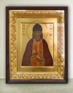Икона «Нектарий Оптинский, преподобный» (образец №2)