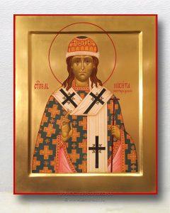 Икона «Никита Новгородский» (образец №1)