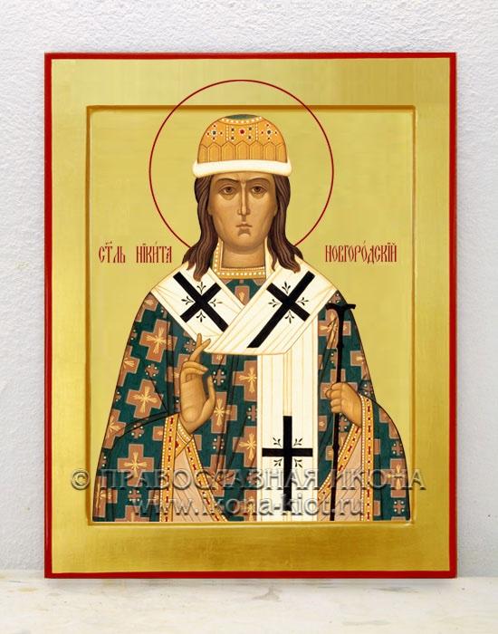 Икона «Никита Новгородский» (образец №2)