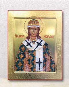 Икона «Никита Новгородский» (образец №8)