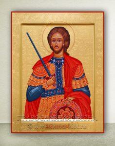Икона «Никита воин, великомученик» (образец №1)