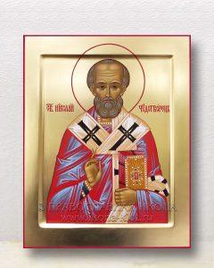 Икона «Николай Мирликийский, чудотворец»