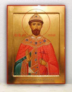 Икона «Николай, царь» (образец №1)
