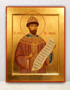 Икона «Николай, царь» (образец №2)