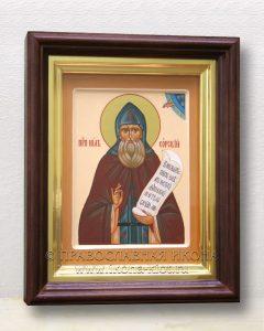 Икона «Нил Сорский, преподобный» (образец №2)
