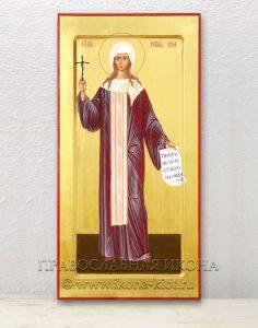 Икона «Нина Равноапостольная» (образец №1)