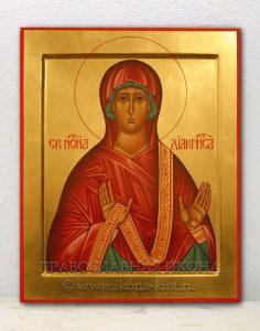 Икона «Нонна Назианзская, диакониса» (образец №1)