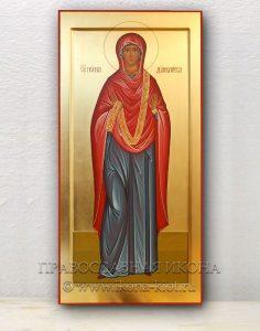Икона «Нонна Назианзская, диакониса» (образец №2)