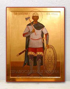 Икона «Олаф, князь» (образец №1)