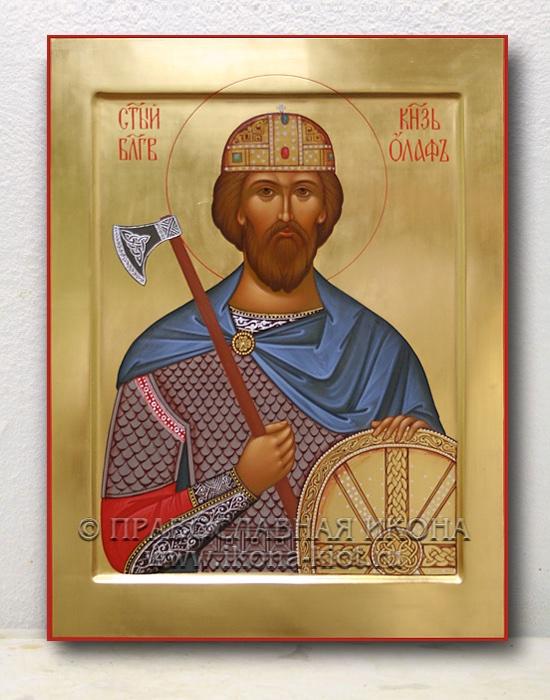Икона «Олаф, князь» (образец №3)