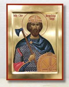 Икона «Олаф, князь» (образец №4)