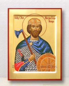 Икона «Олаф, князь» (образец №5)