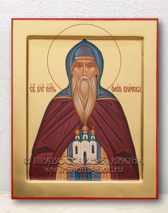 Икона «Олег Брянский» (образец №1)
