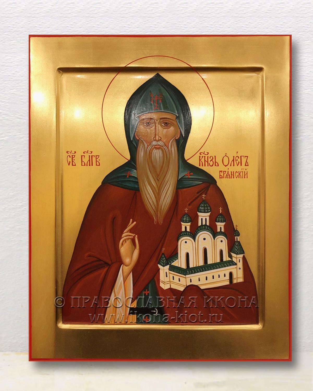 Икона «Олег Брянский» (образец №10)