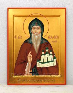 Икона «Олег Брянский» (образец №3)