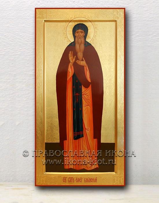 Икона «Олег Брянский» (образец №8)