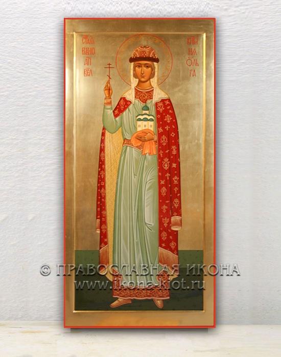 Икона «Ольга равноапостольная, княгиня» (образец №1)