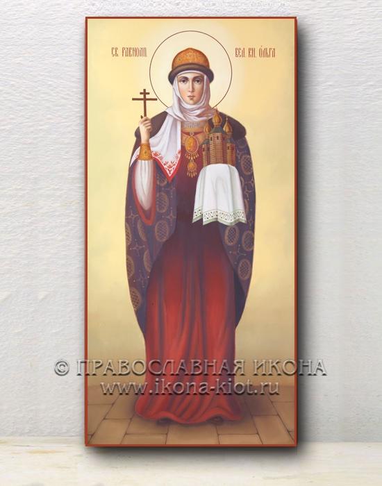Икона «Ольга равноапостольная, княгиня» (образец №11)