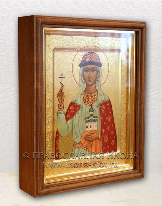 Икона «Ольга равноапостольная, княгиня» (образец №13)