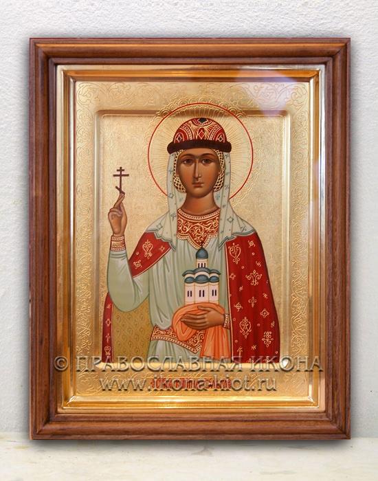 Икона «Ольга равноапостольная, княгиня» (образец №14)