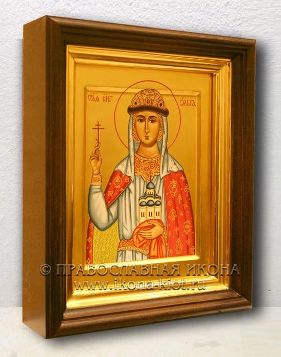 Икона «Ольга равноапостольная, княгиня» (образец №15)