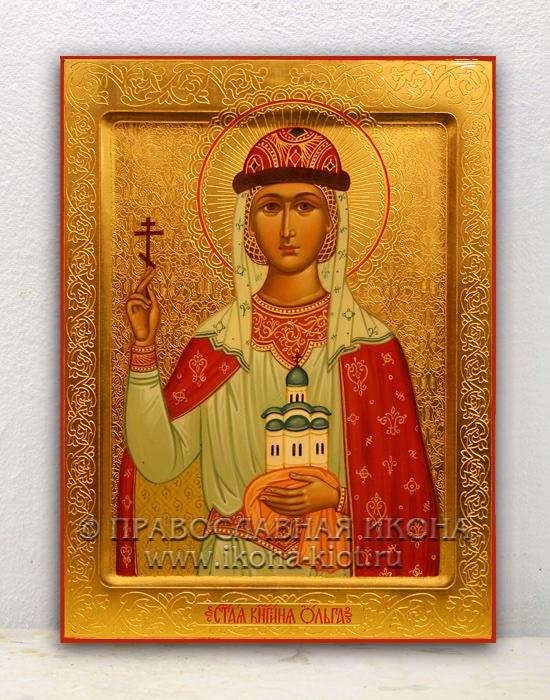 Икона «Ольга равноапостольная, княгиня» (образец №16)