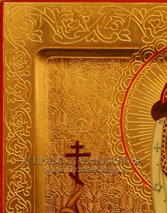 Икона «Ольга равноапостольная, княгиня» (образец №17)
