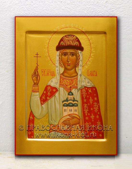 Икона «Ольга равноапостольная, княгиня» (образец №18)