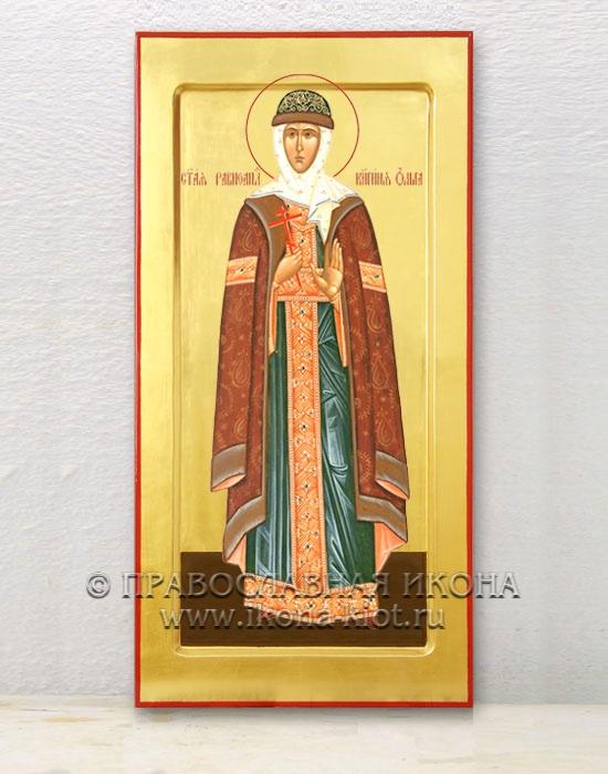 Икона «Ольга равноапостольная, княгиня» (образец №19)
