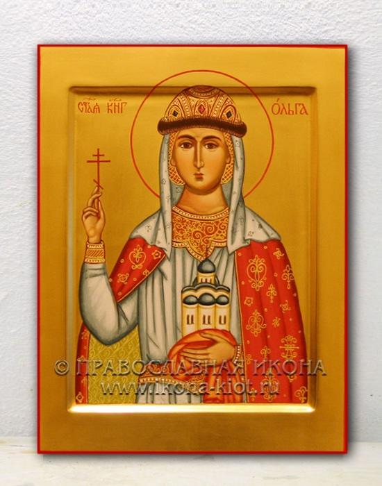 Икона «Ольга равноапостольная, княгиня» (образец №2)