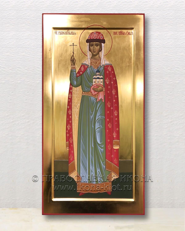 Икона «Ольга равноапостольная, княгиня» (образец №22)