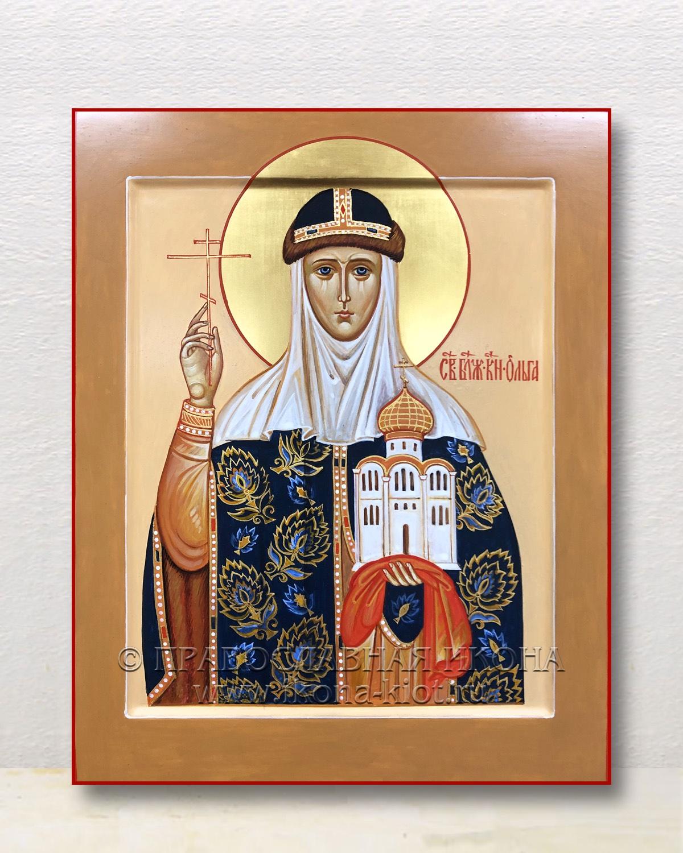 Икона «Ольга равноапостольная, княгиня» (образец №23)