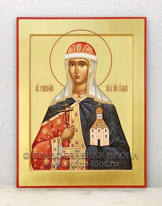 Икона «Ольга равноапостольная, княгиня» (образец №4)