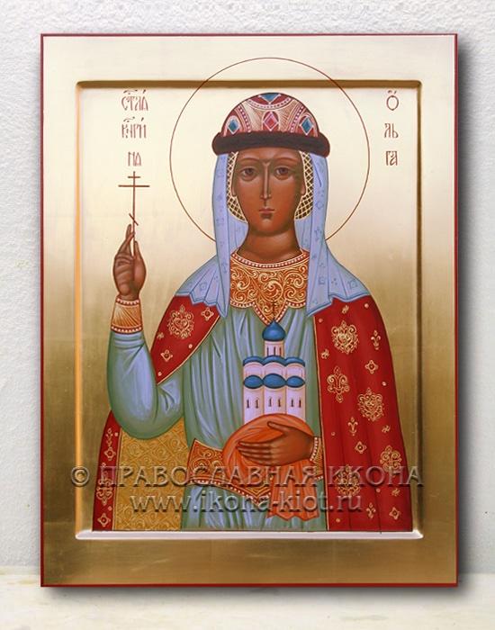 Икона «Ольга равноапостольная, княгиня» (образец №5)
