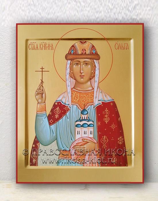 Икона «Ольга равноапостольная, княгиня» (образец №6)