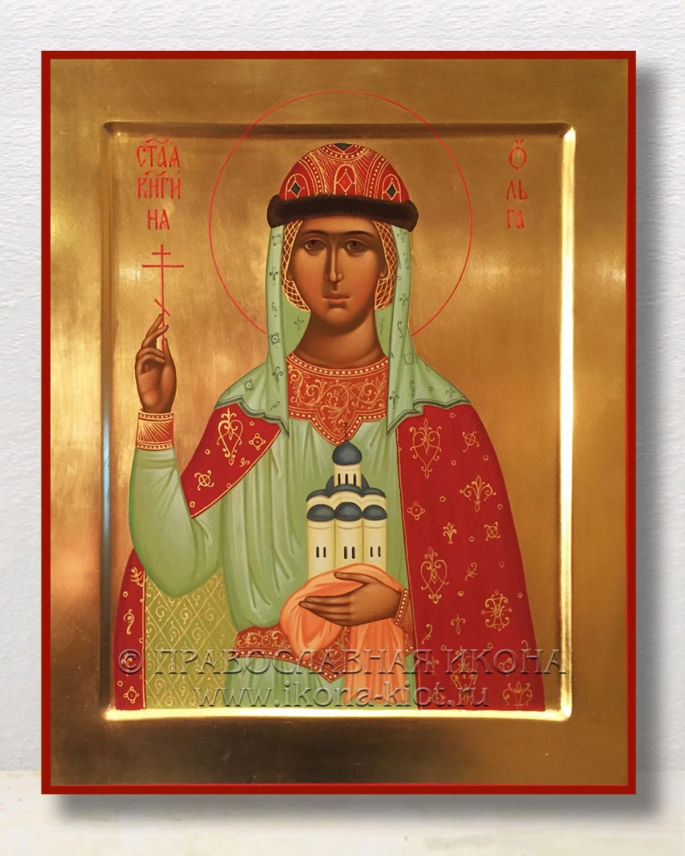 Икона «Ольга равноапостольная, княгиня» (образец №9)