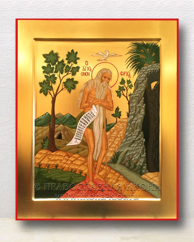 Икона «Онуфрий Великий, преподобный»