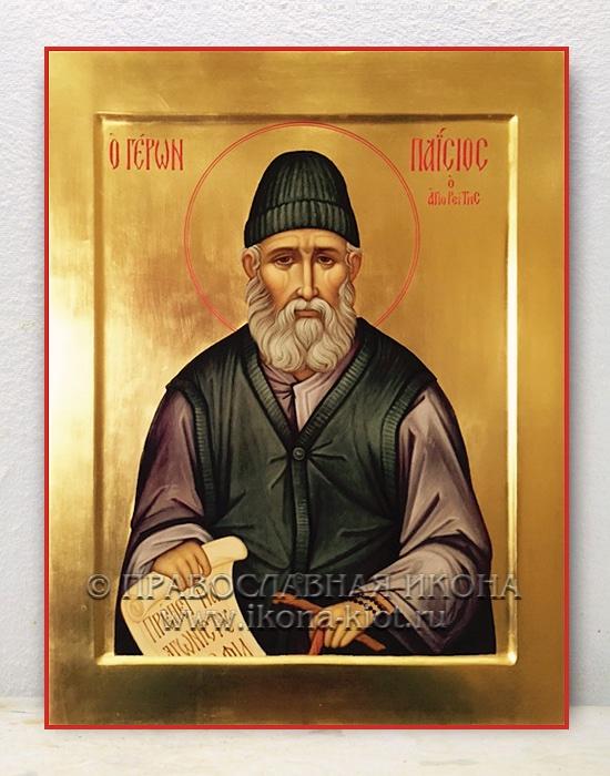Икона «Паисий Святогорец, преподобный» (образец №1)