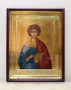 Икона «Пантелеймон целитель, великомученик» (образец №13)