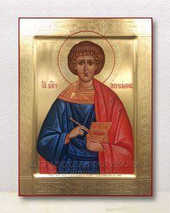 Икона «Пантелеймон целитель, великомученик» (образец №14)