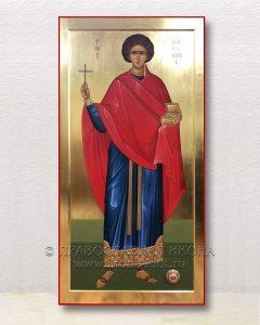 Икона «Пантелеймон целитель, великомученик» (образец №15)
