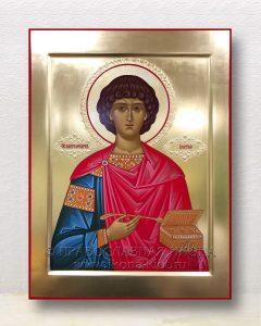 Икона «Пантелеймон целитель, великомученик» (образец №16)