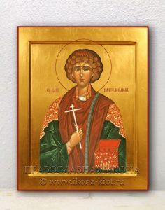 Икона «Пантелеймон целитель, великомученик» (образец №5)