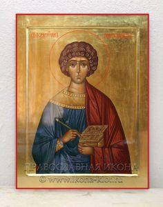 Икона «Пантелеймон целитель, великомученик» (образец №6)