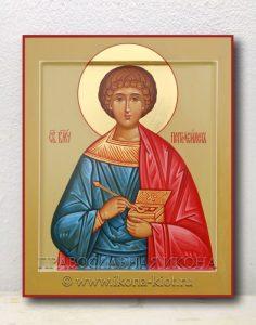 Икона «Пантелеймон целитель, великомученик» (образец №7)