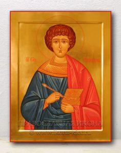 Икона «Пантелеймон целитель, великомученик» (образец №8)