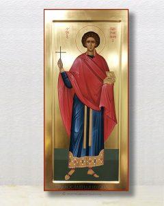 Икона «Пантелеймон целитель, великомученик» (образец №10)
