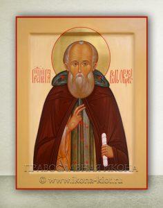 Икона «Павел Обнорский (Комельский)» (образец №6)