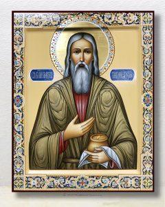 Икона «Павел Таганрогский, праведный» (образец №1)
