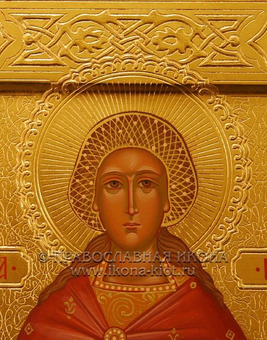 Икона «Пелагия Тарсийская» (образец №2)